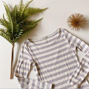 Banana Republic • striped t-shirt